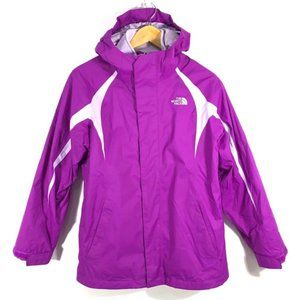 Girls XL  North Face Hyvent 2 in 1 Coat